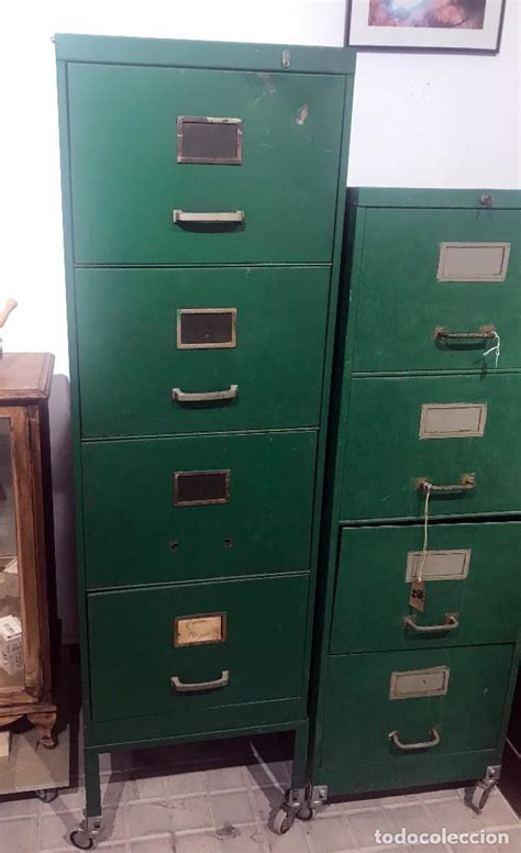 archivadores   Comprar Muebles vintage en todocoleccion ...