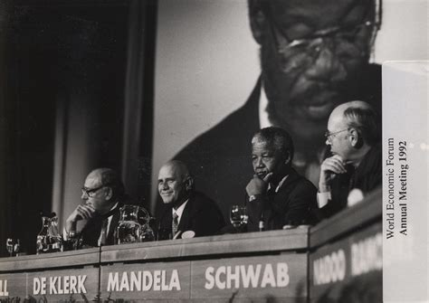 Archive: Nelson Mandela at Davos | Brand South Africa