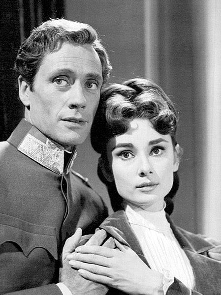 Archivo:Audrey Hepburn Mel Ferrer Mayerling 1957.jpg ...