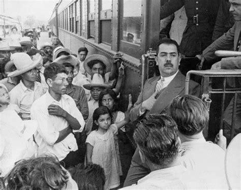 Archivo:Lazaro Cardenas nacionaliza ferrocarriles 1937.jpg ...