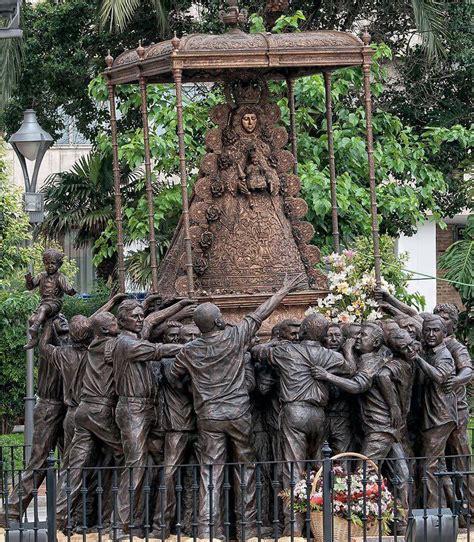 Archivo:Monumento a la Virgen del Rocío. Huelva.jpg ...