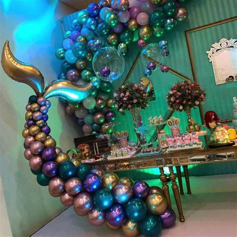 Arco de balões desconstruído é nova mania em festas infantis
