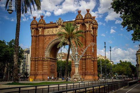 Arco de Triunfo en Barcelona   ShBarcelona