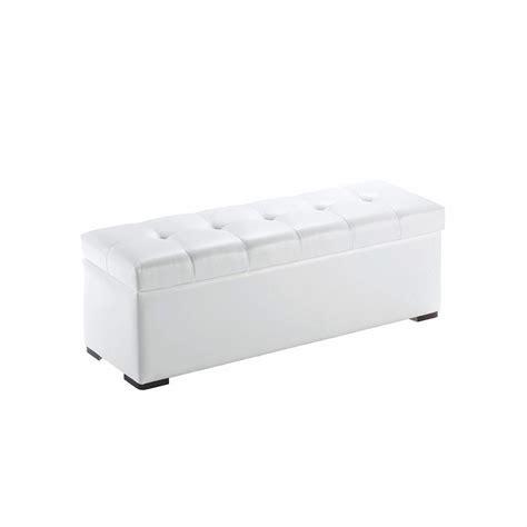 Arcón Milos pie de cama, para el almacenaje en el dormitorio