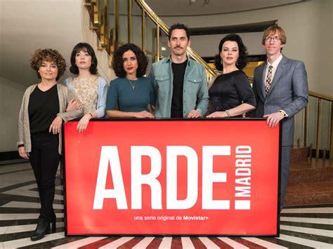 Arde Madrid , cuando Ava Gardner reinaba en Madrid