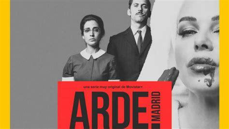 Arde Madrid , la serie que recrea los excesos de Ava ...