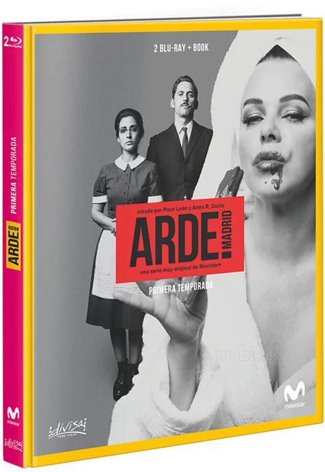 Arde Madrid   Primera Temporada Blu ray