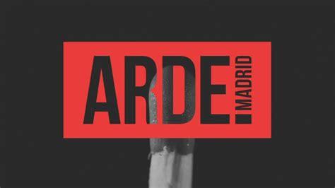 Arde Madrid Tráiler  2    Tráiler Arde Madrid   SensaCine.com