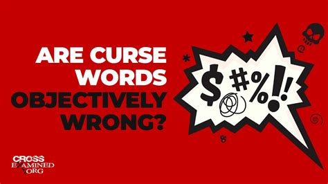 Are curse words objectively wrong?   YouTube