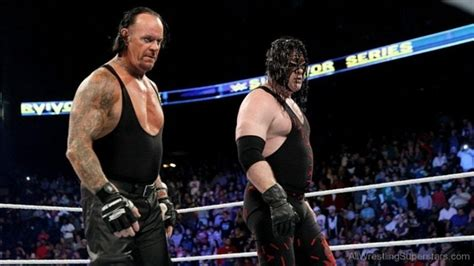 Are Kane and Undertaker real brothers?   Quora