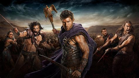 Are the  Spartacus  Series on Netflix?   What s on Netflix
