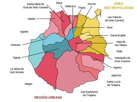 Área metropolitana de Las Palmas de Gran Canaria ...