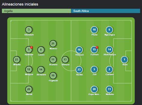 Argelia, la selección  extranjera    Copa de África 2015 ...