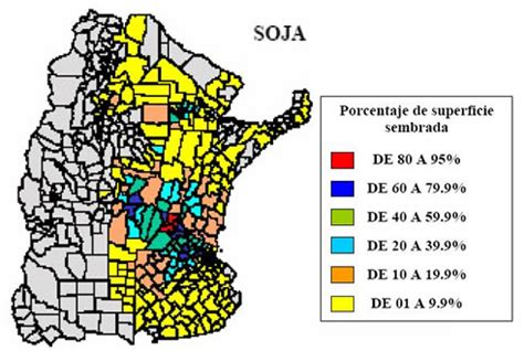 Argentina Expansion Soja   Vía Orgánica
