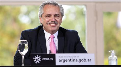 Argentina Hace: Alberto Fernández anunció un plan de obras ...