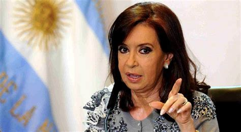 Argentina judge orders arrest of ex president Cristina ...