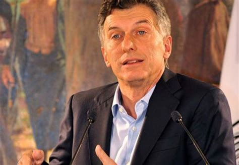 Argentina: Macri suggests to the Broad Front  an agreement ...