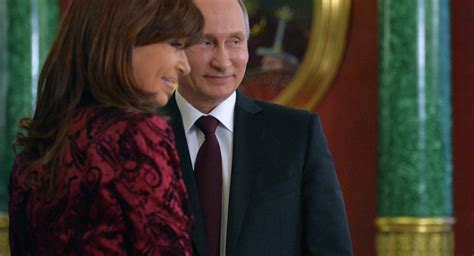 Argentina Opens New Chapter in Relations with Russia
