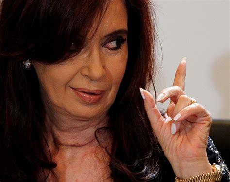 Argentina: Police raid former president Cristina Fernandez ...