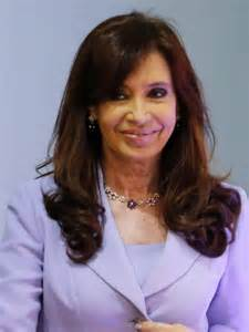Argentina president Cristina Fernandez de Kirchner   ABC ...