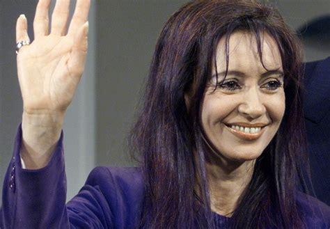 Argentina President Cristina Fernandez de Kirchner On ...