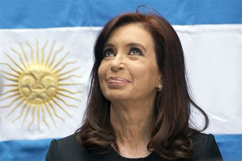 Argentina president Cristina Fernandez says prosecutor ...