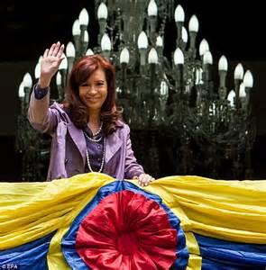 Argentina president Cristina Kirchner accused of spending ...