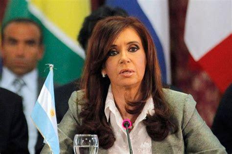 Argentina president Cristina Kirchner branded 'an old hag ...
