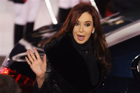 Argentina president Cristina Kirchner discharged from ...