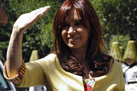 Argentina president has thyroid cancer surgery   Mirror Online