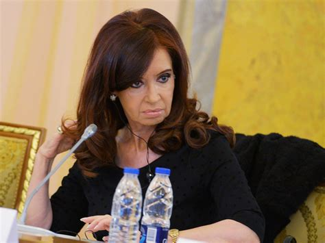 Argentina s Cristina Fernandez de Kirchner denounces US ...