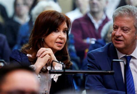 Argentina s Cristina Fernandez starts graft trial she ...
