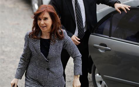 Argentina s Jews split as ex president Kirchner looks to ...