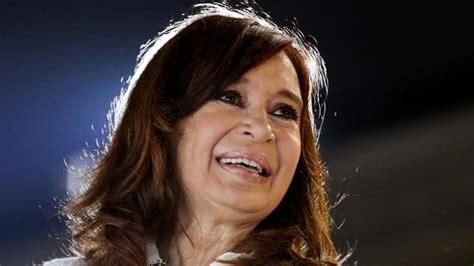 Argentina s Kirchner announces vice presidential bid ...