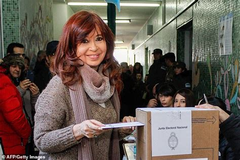 Argentina s Macri trounced as voters back populist ticket ...