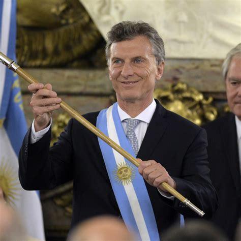 Argentina s Mauricio Macri sworn in as president, ousting ...