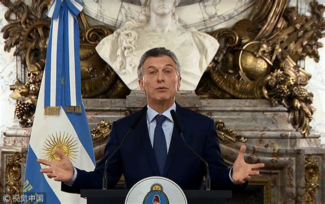 Argentina s President announces new austerity measures ...