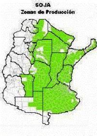 Argentina, un país agroexportador.: Agriculturización ...