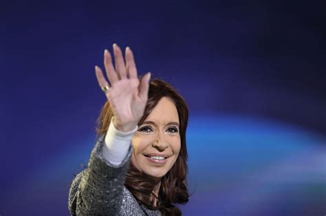 Argentina's Kirchner Era Ends   The New Yorker