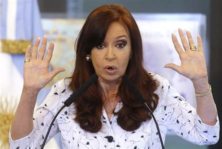 Argentine Jews Enraged by President s Comments   Foreign ...