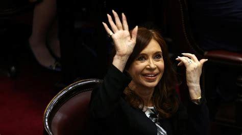 Argentine judge seeks arrest of ex President Kirchner