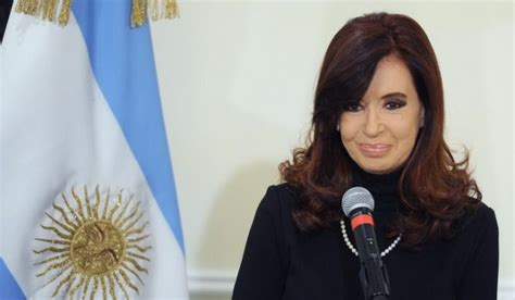 Argentine president condemns Western policy on situation ...