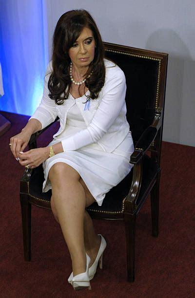 Argentine President Cristina Fernandez d Pictures | Getty ...