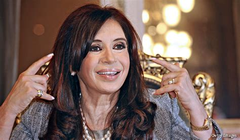 Argentine President Cristina Fernandez in ICU After Brain ...