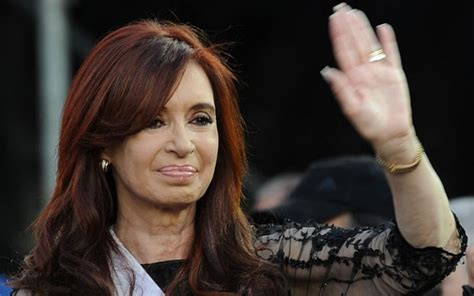 Argentine president Cristina Kirchner admitted to hospital ...