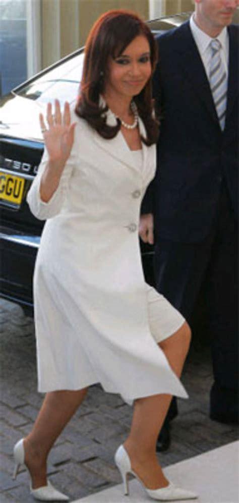 Argentine President Cristina Kirchner   | The Economic Times