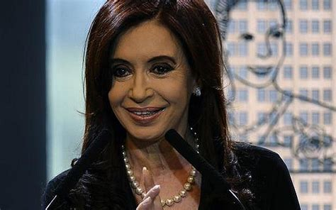 Argentine President Cristina Kirchner wrongly diagnosed ...