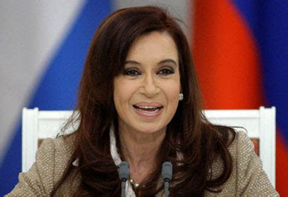 Argentine president to be godmother to lesbian couple's ...