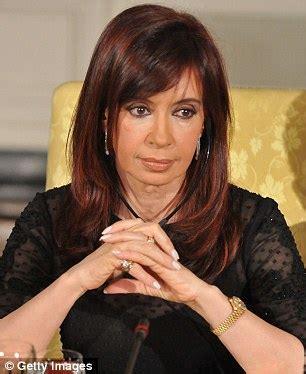 Argentinian president Cristina Kirchner says prosecutor ...