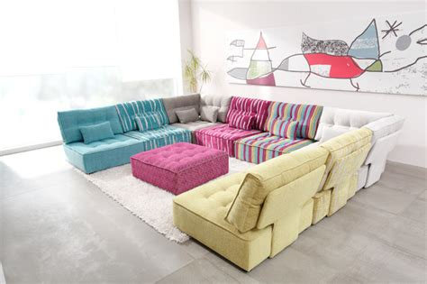 Arianne Love from Fama Living   Modern   Sectional Sofas ...
